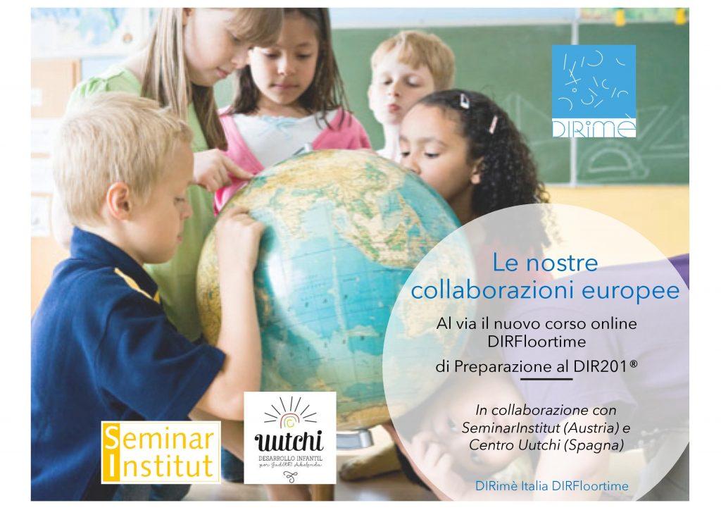 DIR201PREP collaborazione europea DIRimè